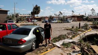 ΗΠΑ: Εκατοντάδες αγνοούμενοι μετά το πέρασμα του κυκλώνα Μάικλ