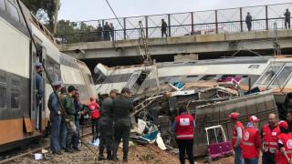 Μαρόκο: Τουλάχιστον 7 νεκροί και δεκάδες τραυματίες από εκτροχιασμό τρένου