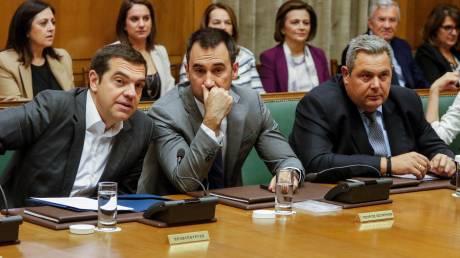 Νέα κόντρα Μαξίμου-ΝΔ μετά το υπουργικό συμβούλιο
