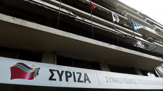 Αναβάλλεται η αυριανή συνεδρίαση της Πολιτικής Γραμματείας του ΣΥΡΙΖΑ
