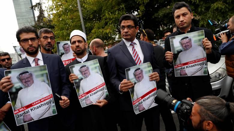 Υπόθεση Κασόγκι: Έντονες πιέσεις στη Σαουδική Αραβία για διαφανή έρευνα