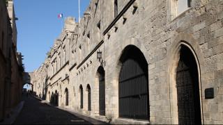 SOS από επιστήμονες: Η κλιματική αλλαγή βάζει σε κίνδυνο τη μεσαιωνική πόλη της Ρόδου