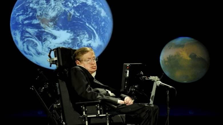 «Δεν υπάρχει Θεός»: Ο Στίβεν Χόκινγκ απαντά σε μεγάλα ερωτήματα μετά θάνατον