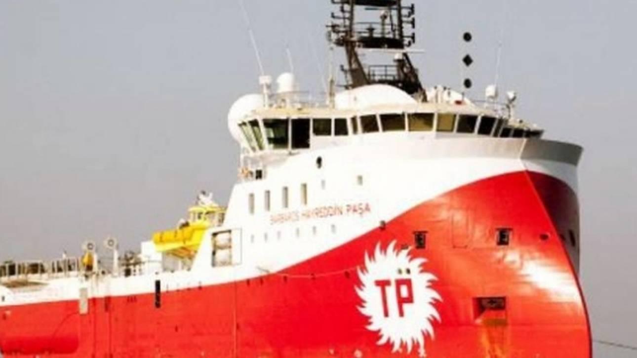 Η Άγκυρα σβήνει από τον χάρτη το Καστελλόριζο και βγάζει στη Μεσόγειο το Barbaros