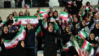 Ιράν: Στο γήπεδο οι γυναίκες, για πρώτη φορά από το 1979