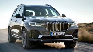 H ολοκαίνουργια X7 είναι το μεγαλύτερο και πολυτελέστερο SUV της BMW