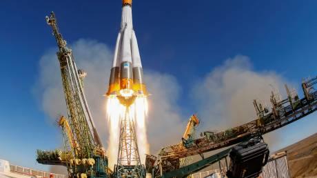 Ξανά στο διάστημα το Σογιούζ, μετά την αποτυχημένη εκτόξευση