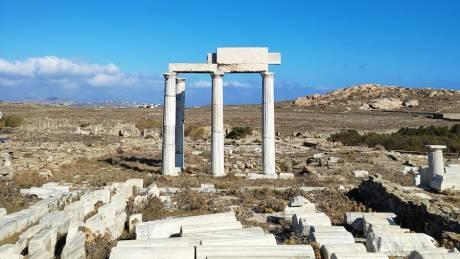 ΥΠΟΑ: επαναπατρισμός αρχαίων από Δήλο & Αθήνα μετά από πρωτοβουλία Γερμανίδας