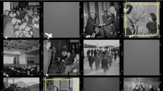 Καραμανλής, Ζολώτας & Τέιλορ: 12 ιστορικά στιγμιότυπα από την Τράπεζα της Ελλάδος στο φως