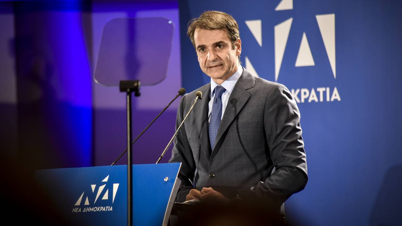 Μητσοτάκης: Ο Τσίπρας απέπεμψε τον θερμότερο υποστηρικτή της Συμφωνίας των Πρεσπών