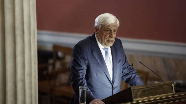 Παυλόπουλος: Ο Κωνσταντίνος Καραμανλής ήταν από εκείνους που δίδαξαν τι σημαίνει πολιτική
