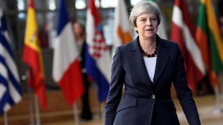 Μέι για Brexit: Τα περισσότερα από τα ζητήματα έχουν επιλυθεί, εφικτή η συμφωνία