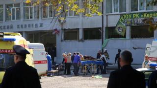 Κριμαία: Τουλάχιστον 19 οι νεκροί - Βρέθηκαν δύο εκρηκτικοί μηχανισμοί στο κολέγιο