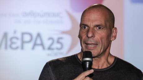 Βαρουφάκης: Τσίπρας - Καμμένος είχαν περισσότερα κοινά από όσα πίστευα, σήμερα επιβεβαιώθηκα