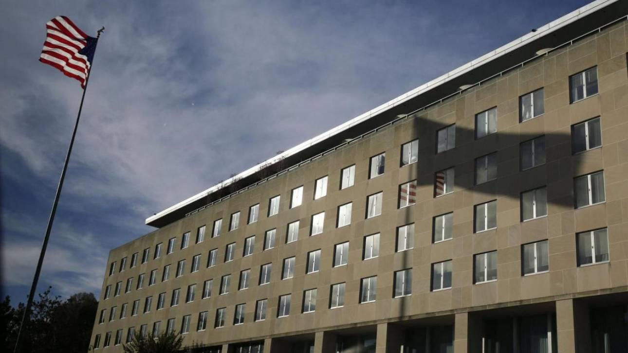 Οι ΗΠΑ «ευχαριστούν» το Νίκο Κοτζιά και στέλνουν μήνυμα να «εφαρμοστεί η Συμφωνία των Πρεσπών»