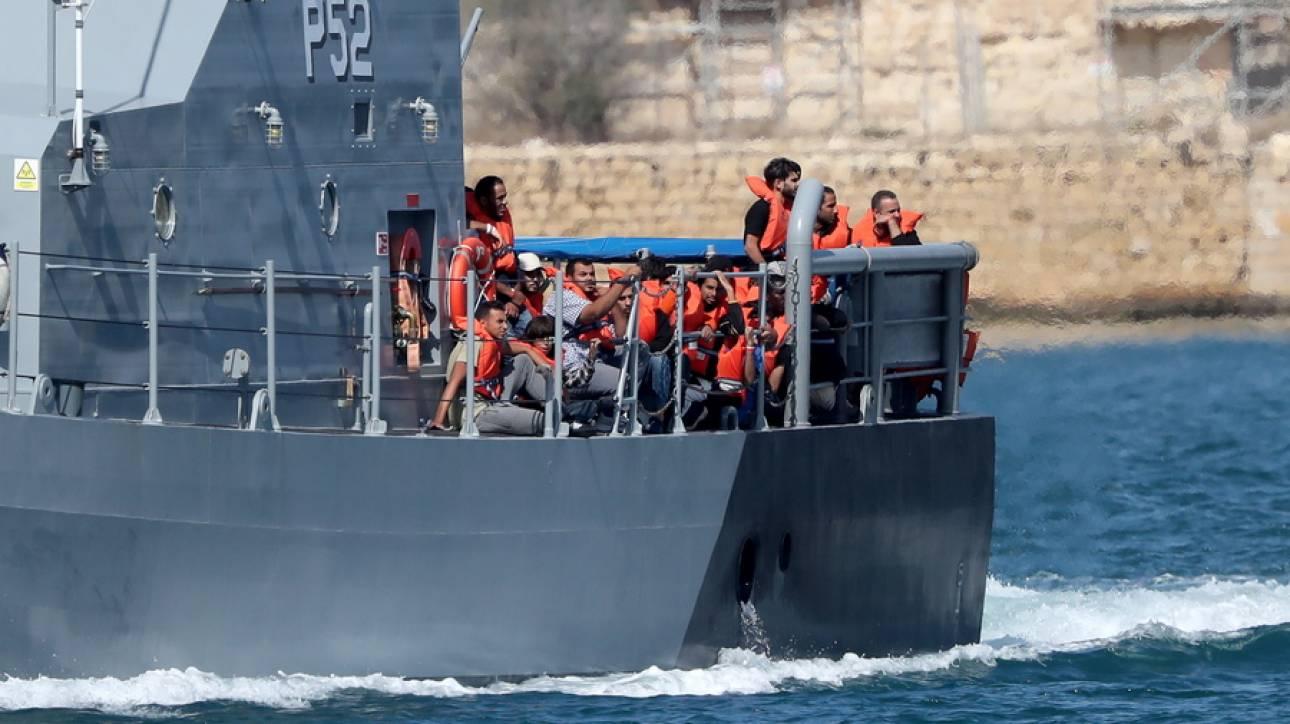 Στη Μάλτα οι 44 διασωθέντες μετανάστες που αρνήθηκε να δεχτεί η Ιταλία