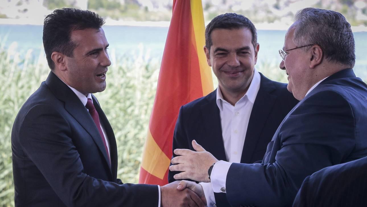 Ο Κωνσταντίνος Φίλης στο CNN Greece: Πόσο κινδυνεύει η Συμφωνία των Πρεσπών;