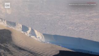 Το «τραγούδι» του πάγου: Ο απόκοσμος ήχος που κατέγραψαν οι επιστήμονες στην Ανταρκτική