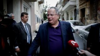 Κοτζιάς: Κάναμε μια συμφωνία με την πΓΔΜ και εγώ έγινα πρώην υπουργός
