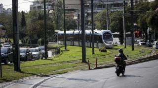 Τραμ: Διακοπή της κυκλοφορίας από Κασομούλη μέχρι Σύνταγμα