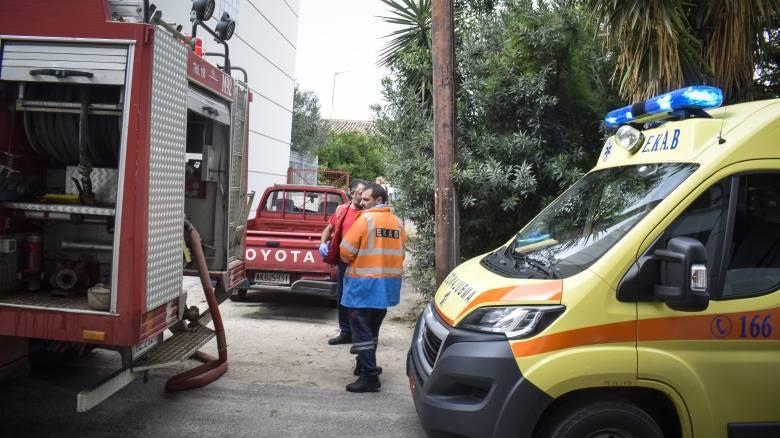 Ημαθία: Νεκρός εντοπίστηκε ηλικιωμένος ύστερα από φωτιά σε χωράφι