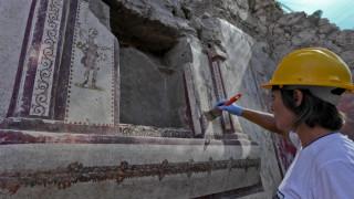 Νέα ανακάλυψη στην Πομπηία μπορεί να ξαναγράψει την ιστορία της έκρηξης του Βεζούβιου