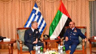 Επίσκεψη του Αρχηγού ΓΕΑ στα Ηνωμένα Αραβικά Εμιράτα