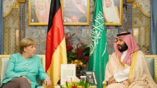 Γερμανία: Κέρδη σχεδόν μισού δισ. από την πώληση όπλων στη Σαουδική Αραβία
