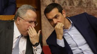 Το Σάββατο στις 10.30 ορκίζεται υπουργός Εξωτερικών ο Αλέξης Τσίπρας