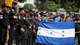 Μεξικό: Σε ετοιμότητα η αστυνομία για το καραβάνι μεταναστών που έχει προορισμό τις ΗΠΑ