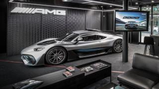 Αυτοκίνητο: Γιατί το υπερ-αυτοκινήτο Mercedes-AMG One καθυστερεί;