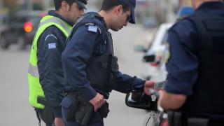 Εκατοντάδες παραβάσεις κατά την οδήγηση βεβαιώθηκαν μέσα σε ένα τριήμερο