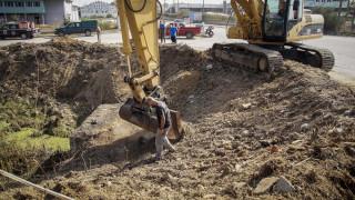 Πρέβεζα: Νέα ευρήματα στην τάφρο όπου βρέθηκε το κρανίο