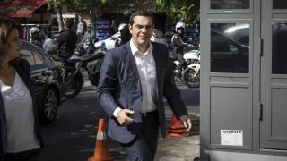 Ικανοποίηση στην Πολιτική Γραμματεία του ΣΥΡΙΖΑ για τις εξελίξεις στην πΓΔΜ
