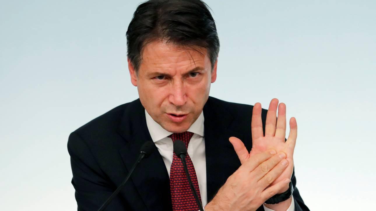 Επιμένει στον προϋπολογισμό της η Ιταλία