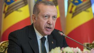 Ερντογάν: Θα λάβουμε όλα τα μέτρα αν χρειαστεί στην Aνατολική Μεσόγειο