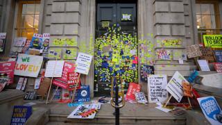 Βρετανία: Μεγαλειώδης διαδήλωση στο Λονδίνο υπέρ ενός δεύτερου δημοψηφίσματος για το Brexit