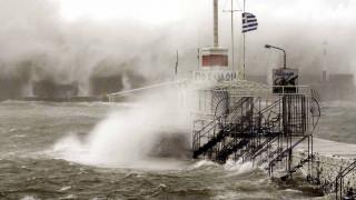 Έκτακτο δελτίο επιδείνωσης του καιρού: Βροχές, καταιγίδες και θυελλώδεις άνεμοι