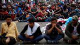 «Καραβάνι» μεταναστών από την Ονδούρα στο Μεξικό