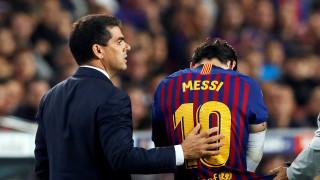 Τραυματίστηκε ο Μέσι - Χωρίς τον Αργεντίνο η Μπαρτσελόνα στο ντέρμπι με τη Ρεάλ (vid)