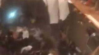 ΗΠΑ: Το πάρτι μετατράπηκε σε εφιάλτη - Τριάντα τραυματίες από κατάρρευση πατώματος