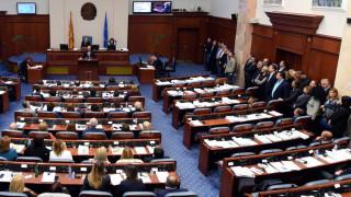 πΓΔΜ: «Δεν μετανιώνω» δηλώνει μία από τους «αντάρτες» του VMRO