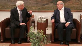 Σε Πρόεδρο της Δημοκρατίας και πρωθυπουργό οι τέσσερις πρώτοι τόμοι του Φακέλου της Κύπρου»