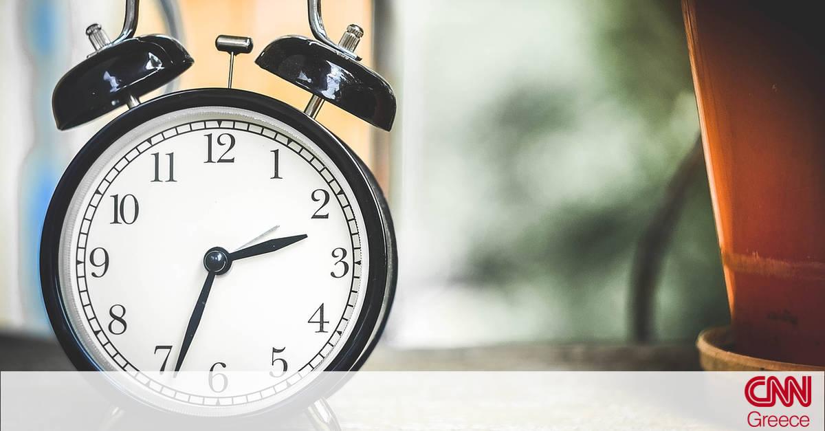 b8287987e8 Αλλαγή ώρας  Πότε οι δείκτες των ρολογιών «γυρνούν» στη χειμερινή ώρα -  CNN.gr