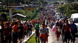 Τραμπ: Κατάσταση εθνικής έκτακτης ανάγκης δημιουργεί το καραβάνι μεταναστών