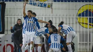 Ατρόμητος-Αστέρας Τρίπολης 3-2: Με υπογραφή Κουλούρη ξανά στην κορυφή
