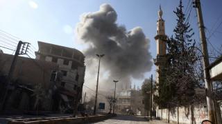 Συρία: Ο διεθνής συνασπισμός ανακοίνωσε ότι βομβάρδισε δύο τεμένη