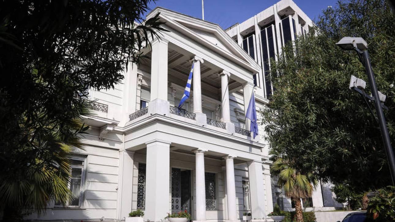 ΥΠΕΞ: Κυριαρχικό μας δικαίωμα η επέκταση της αιγιαλίτιδας ζώνης
