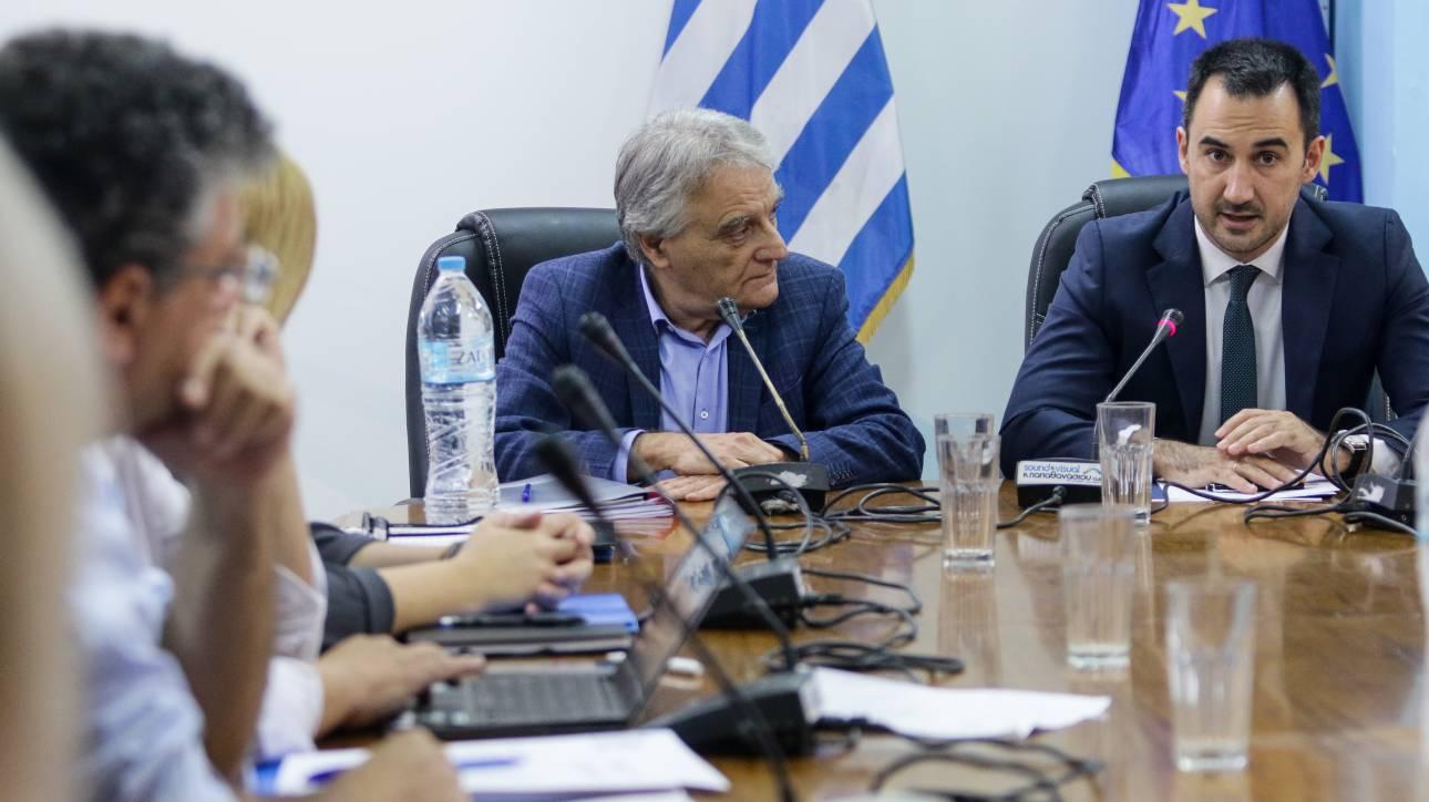 Χαρίτσης: Δίκαιη και βιώσιμη λύση για την ψήφο των Ελλήνων του εξωτερικού