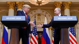 Ο Πούτιν προτείνει συνάντηση με τον Τραμπ στο Παρίσι